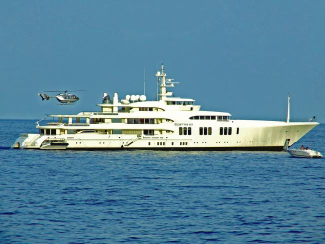 Antibes in France and Palma de Mallorca in Spain are two meccas for the industry. Picture: Superyacht Crew Academy