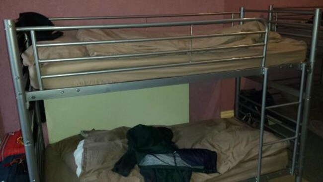 Inside the hostel. Picture: A TripAdvisor traveller
