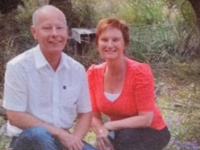 Arjen and Yvonne Ryder, of Kalgan, near Albany in Western Australia, were on flight MH17 that was shot down over the Ukraine.