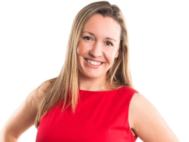 Entrepreneur Katherine Wood said education might not be a sexy idea, but it has traction.