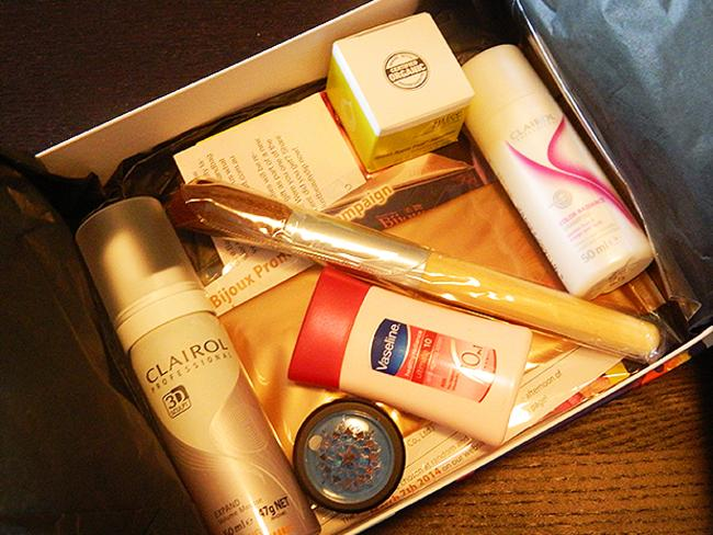 The beauty box.