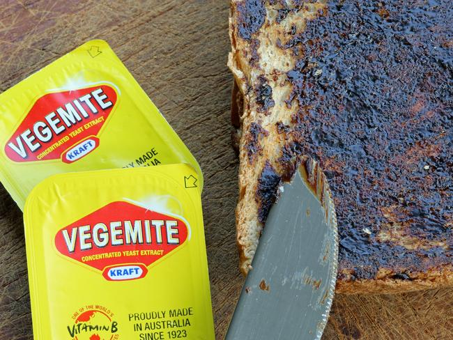 What's wrong with normal Vegemite?