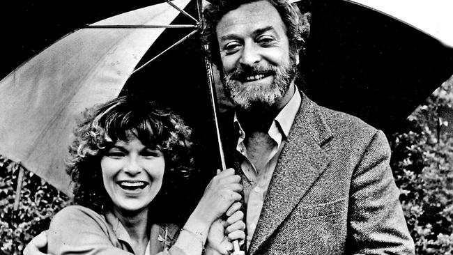 Walters received her first Oscar nomination in 1984 for her very first film role — in Educating Rita alongside Michael Caine (Supplied)