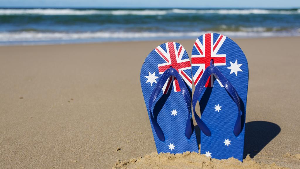 australia day a time to remember we live in the lucky country