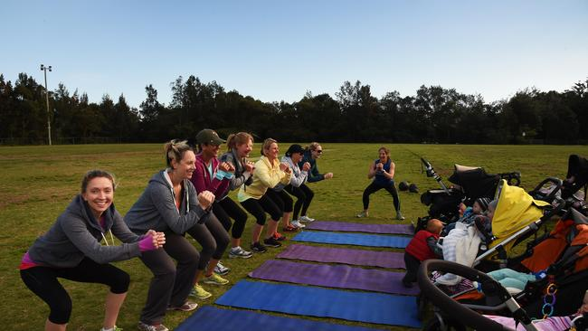 Australia now has 27 per cent more fitness instructors than it had in 2011
