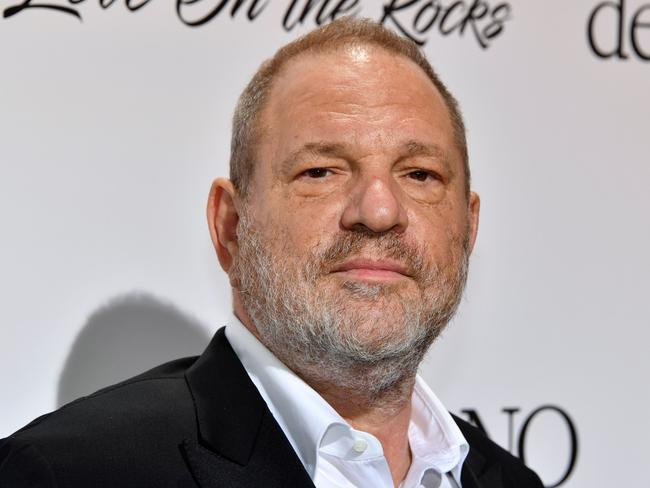 "Campbell said there was never any ""flirting or chemistry"" in her relationship with Weinstein prior to the alleged hotel room incident. Picture: AFP"