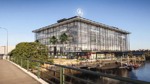 Mercedez Benz Set To Start Building Brisbane S Autohaus