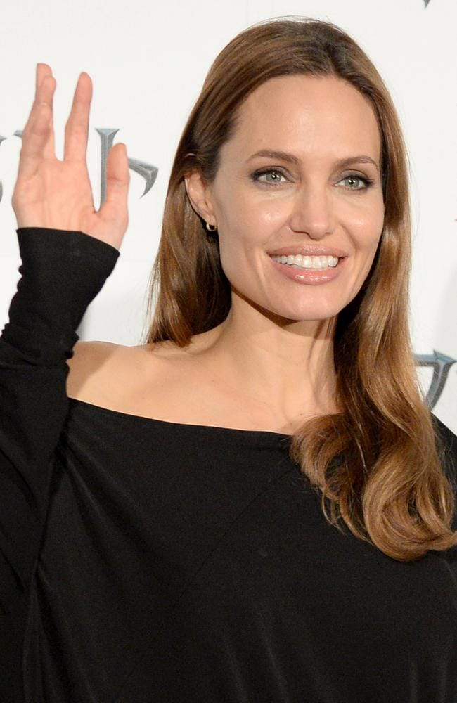 A-Lister ... Angelina Jolie has transformed into one of Hollywood's biggest stars. Picture: Toru Yamanaka