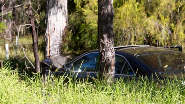Fears... The car Steven Hume was driving was found dumped in bushland in Avon Dam Rd Bargo .