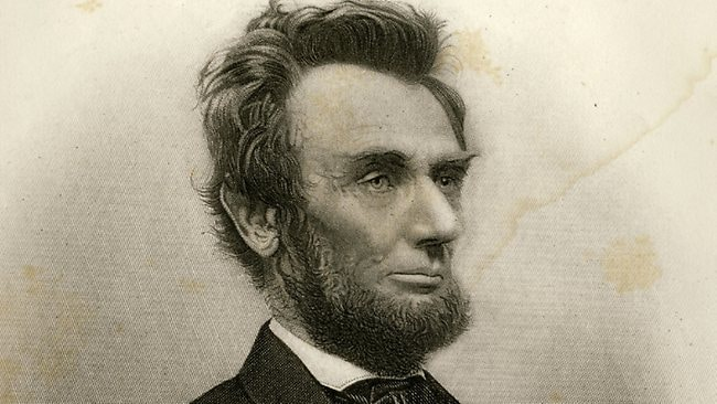 Abraham Lincoln: The next host of Lateline Business?