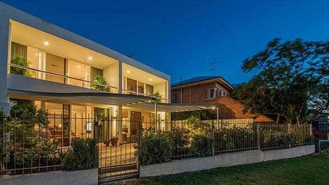 THIS home at Victoria Avenue, Claremont has park and river views. Picture: Supplied realestate.com.au