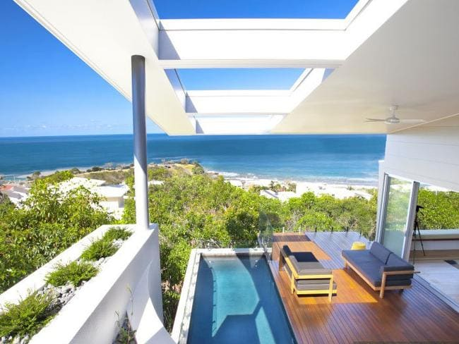 Cool off in Coolum: A modern Queenslander. Picture: realestate.com.au