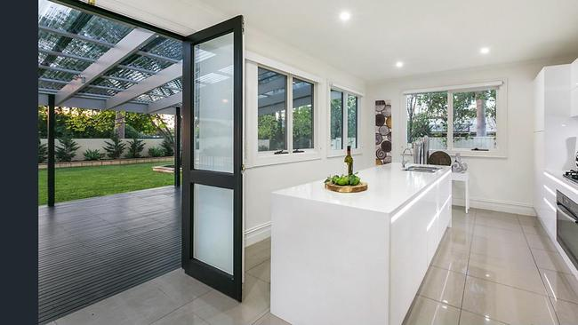 """ON THE MARKET <a href=""""https://www.realestate.com.au/property-house-sa-westbourne+park-126759234"""" title=""""www.realestate.com.au""""> 8 Sussex Tce, Westbourne Park </a>has a character front but a modern rear extension, including a state-of-the-art kitchen."""