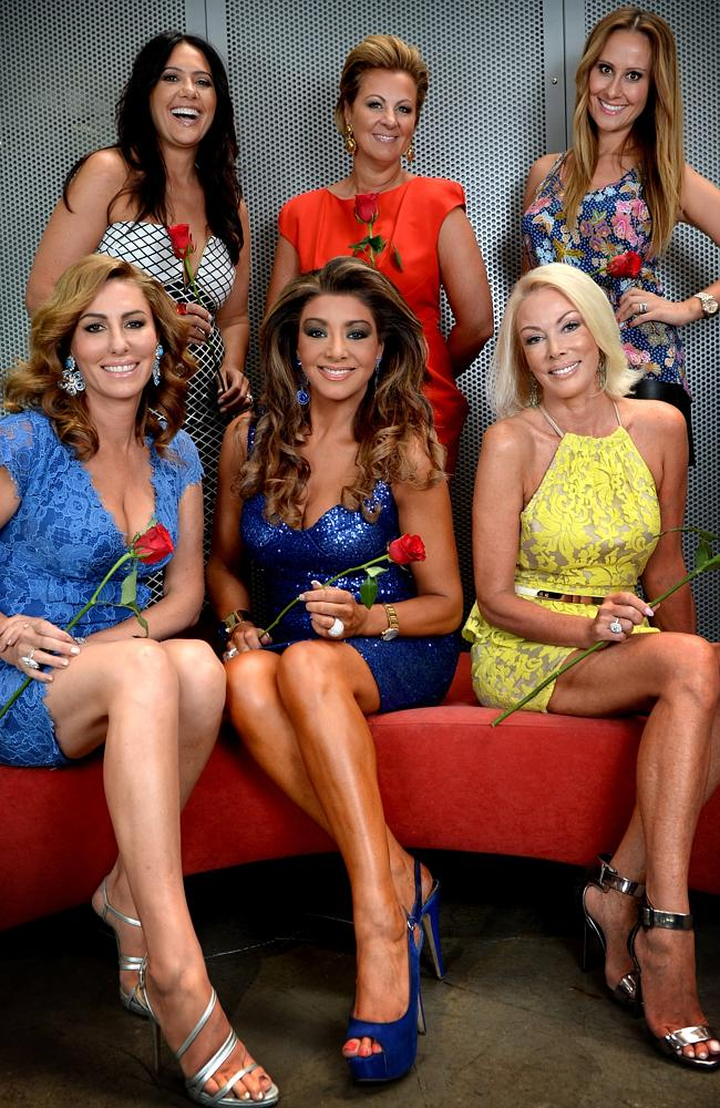 Melbourne housewives ready to shine