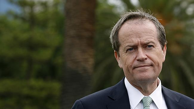 Lowest ever ... voter satisfaction with Bill Shorten has dropped five percentage points to 31 per cent.