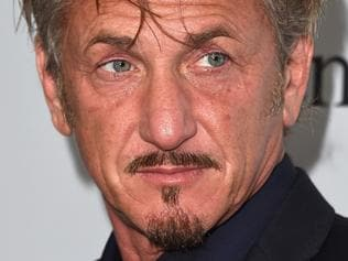 LOS ANGELES, CA - APRIL 13: Sean Penn arrives at the Sean Parker And The Parker Foundation Launch The Parker Institute For Cancer Immunotherapy Gala on April 13, 2016 in Los Angeles, California. (Photo by Steve Granitz/WireImage)