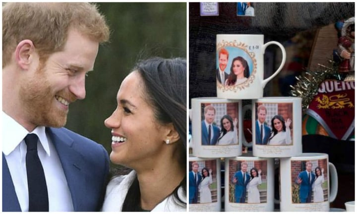 Harry and Meghan announce their wedding date
