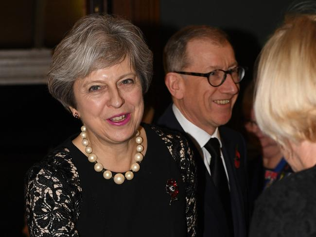 British Prime Minister Theresa May has repeatedly said the UK must leave the EU to properly control its borders. Picture: Stefan Rousseau/WPA Pool/Getty Images