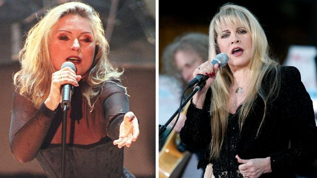 Stevie Nicks' version of Blondie's Call Me could have been completely different. Picture: Getty Images