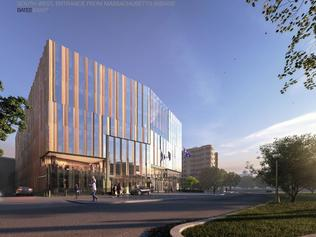 How Australia's new Washington Embassy will look