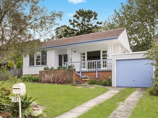 Jill Drane's late husband Harold was a hero of the Second World War. Jill's home at 33 Churchill Cres, Allambie Heights goes to auction on May 10.