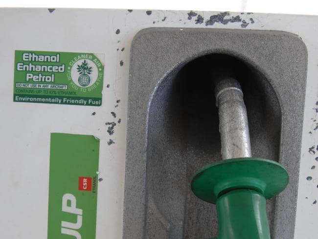 Not very economical ... Ethanol fuel E10 at the petrol station will cost drivers more.