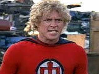 The Greatest American Hero was transformed when a mild mannered teacher (William Katt) had an alien encounter.