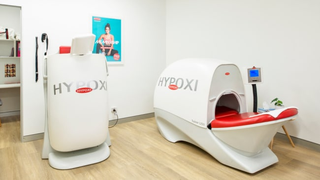 Image: Supplied. This is what HYPOXI looks like.