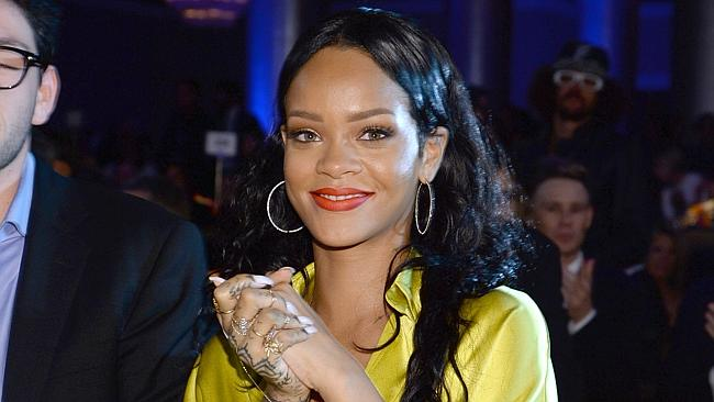 Rihanna had already released multi-million selling songs including the global smash Umbrella when her financial situation took a turn for the worse. Picture: Getty Images