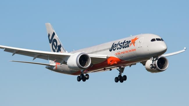 Ms Hrdlicka accused groups like Choice of using data selectively to attack Jetstar. Picture: Chris Raezer