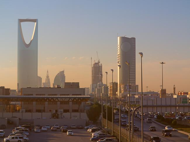 Tourist visas to Saudi Arabia were suspended in 2010.