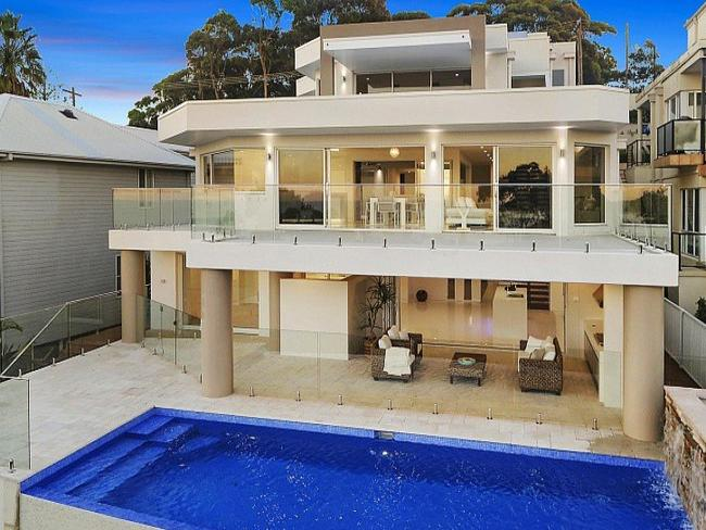 multi level layout luxury terrigal home with ocean views listed for sale at 44 john