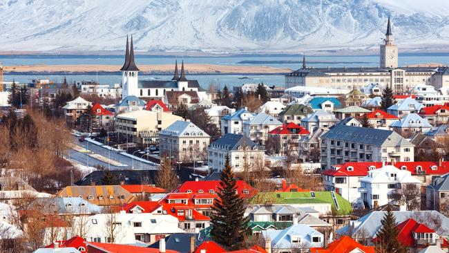 The 58-year-old told doctors he was injured when he slipped in Reykjavik.