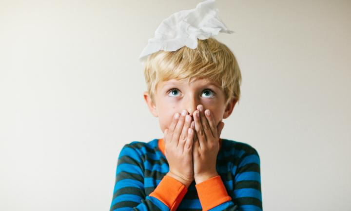The real reason your child's cough just won't go away