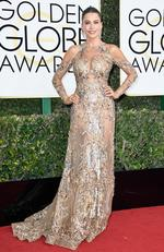 Sofia Vergara attends the 74th Annual Golden Globe Awards at The Beverly Hilton Hotel on January 8, 2017 in Beverly Hills, California. Picture: Getty