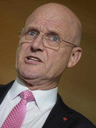 David Leyonhjelm. Picture: AAP/Lukas Coch