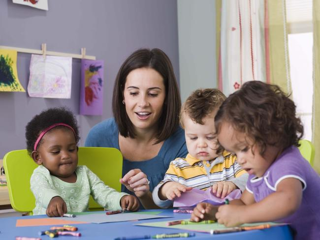 Childcare fraud .. is happening in Australia. Picture: Thinkstock