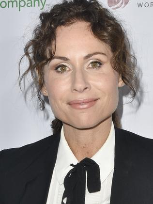 Seems there is no love lost between Minnie Driver and her ex Matt Damon. Picture: Getty