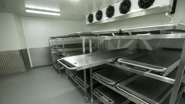 Take A Look Inside The Nrah Morgue And Meet The Faces Who