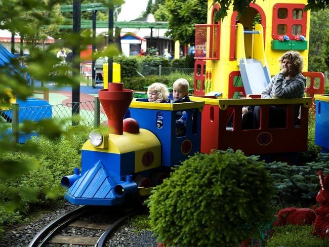 Legoland in Billund is one of Denmark's best known attractions.