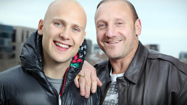 Gary Ablett Jr has two more Brownlows than his dad.