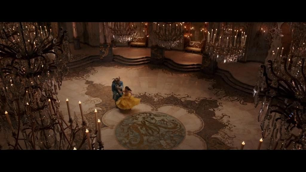 Beauty And The Beast AU Official Trailer201