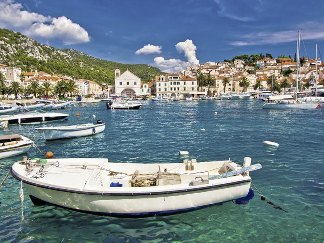 Hvar, Croatia, is cracking down on bad behaviour. Picture: iStock