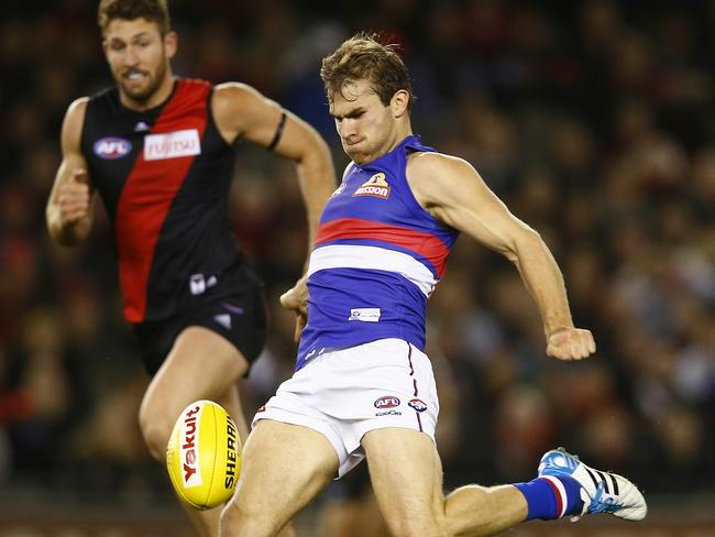 Stewart Crameri faced Essendon for the first time in Round 7. Picture: Michael Klein