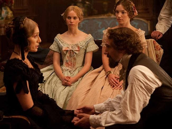 Directorial blunder ... Ralph Fiennes' movie The Invisible Woman may disappoint some.