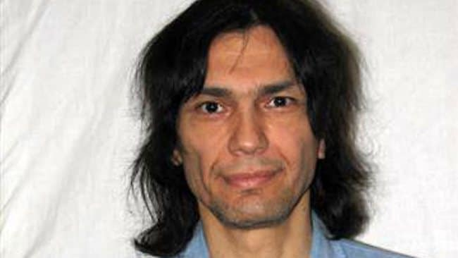 Convicted killer Richard Ramirez as seen in this June 15, 2007 photo in San Quentin State Prison in Marine County, California.