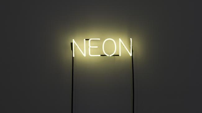Neon, 1965.