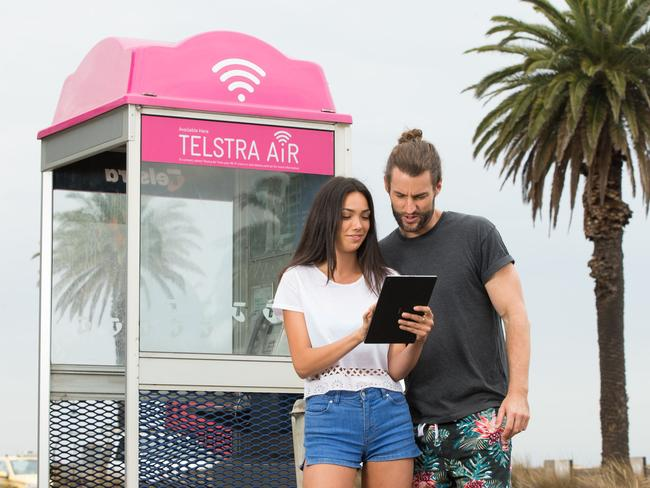 Telstra was the most popular share purchase for SMSFs, but investors look to have jumped the gun. Picture: Supplied