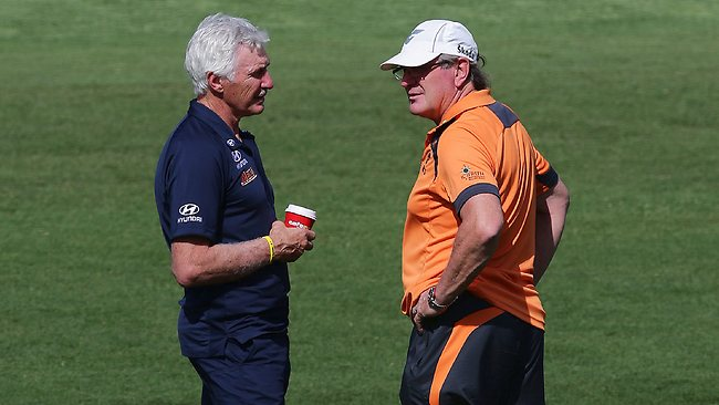 Malthouse and Sheedy