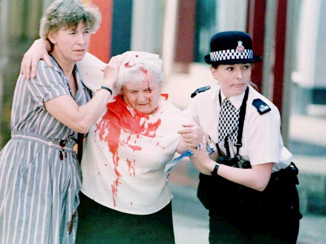 When horror hit Manchester 20 years ago